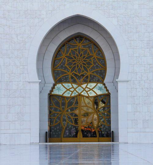 pray, muslim, sheikh zayed grand mosque